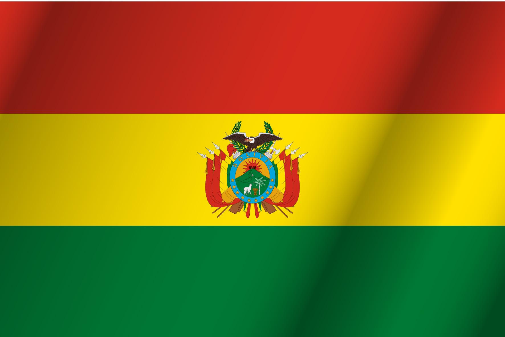 Paises con color verde en su bandera