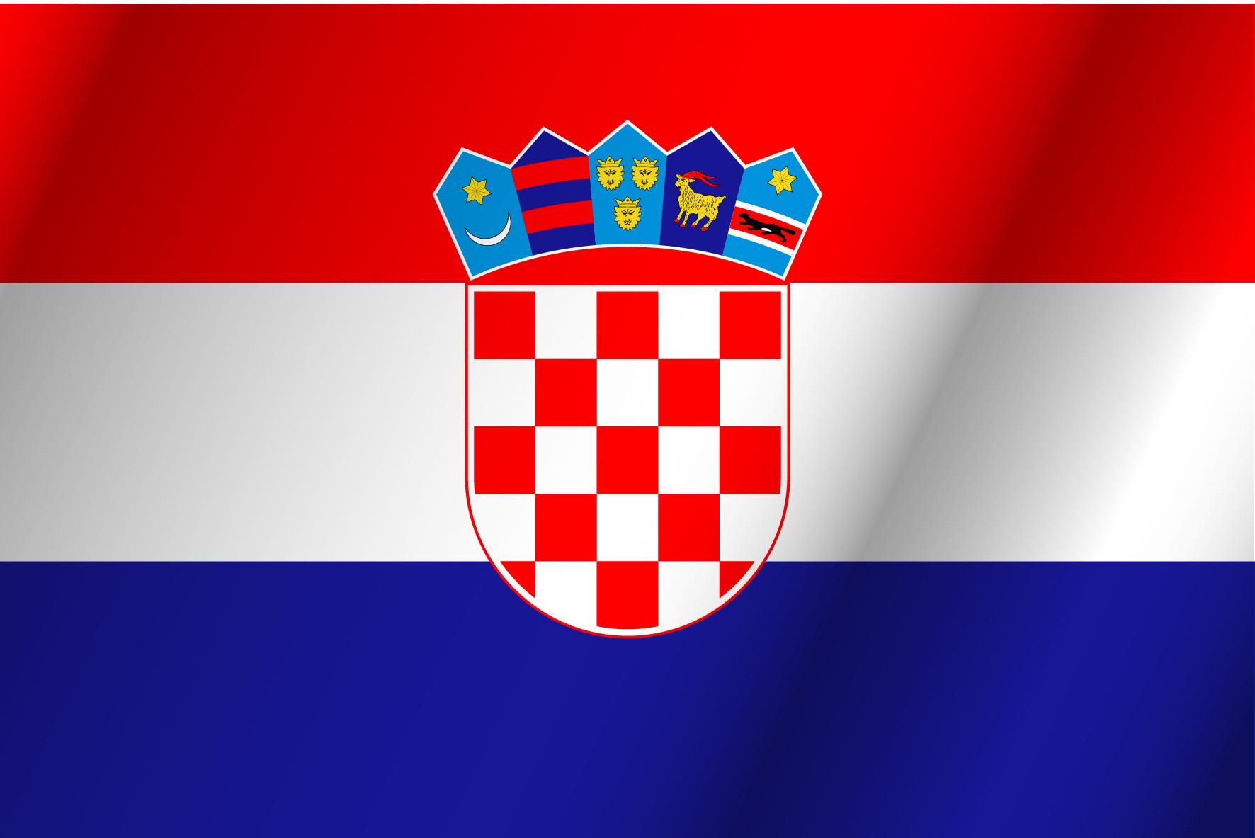 Paises bandera roja azul y blanco