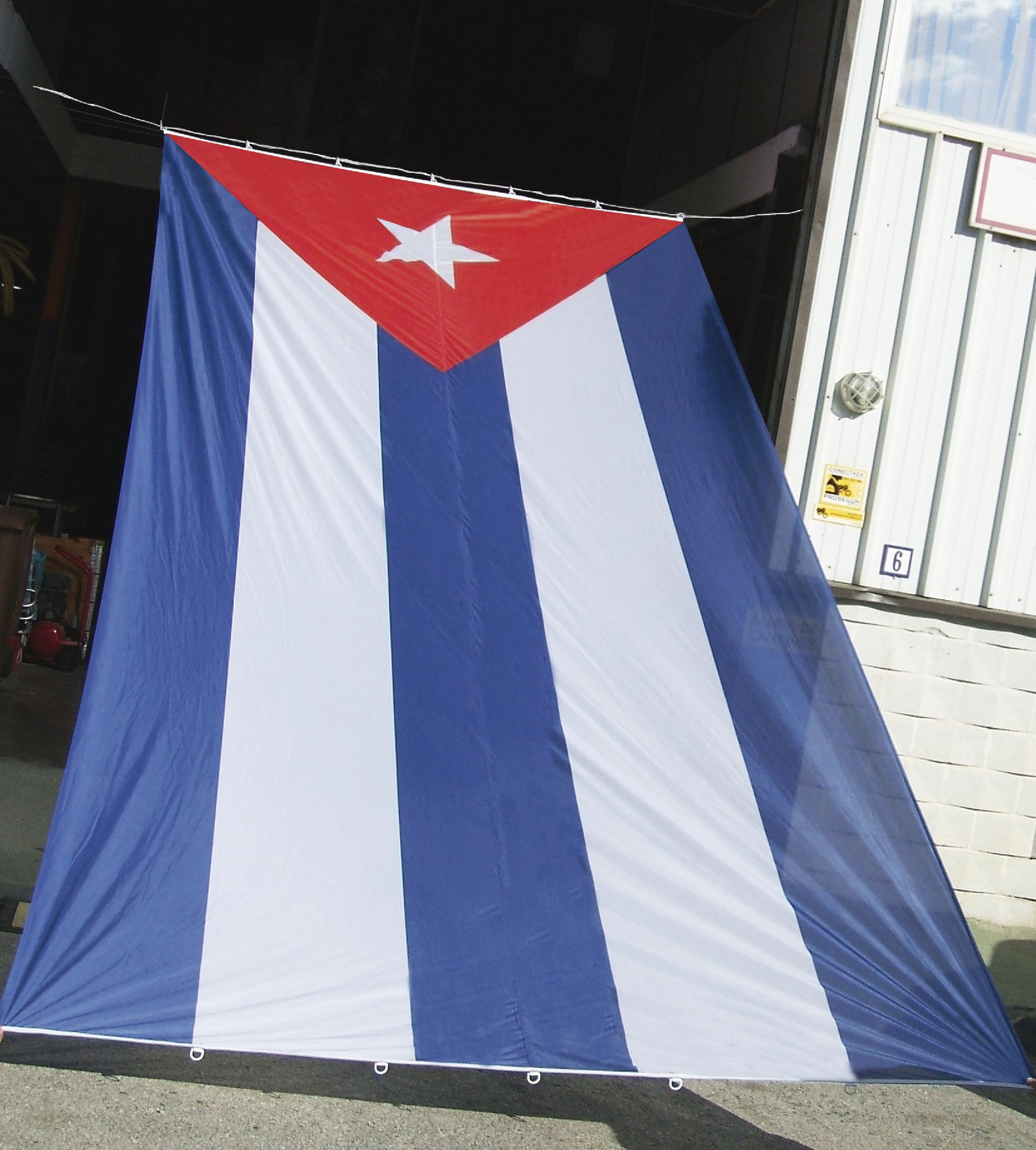 Banderas de gran tama o banderas vdk blog - Tamano de baneras ...