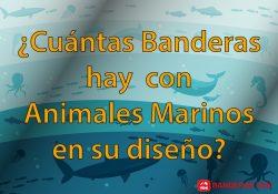 Banderas-con-Animales-Marinos