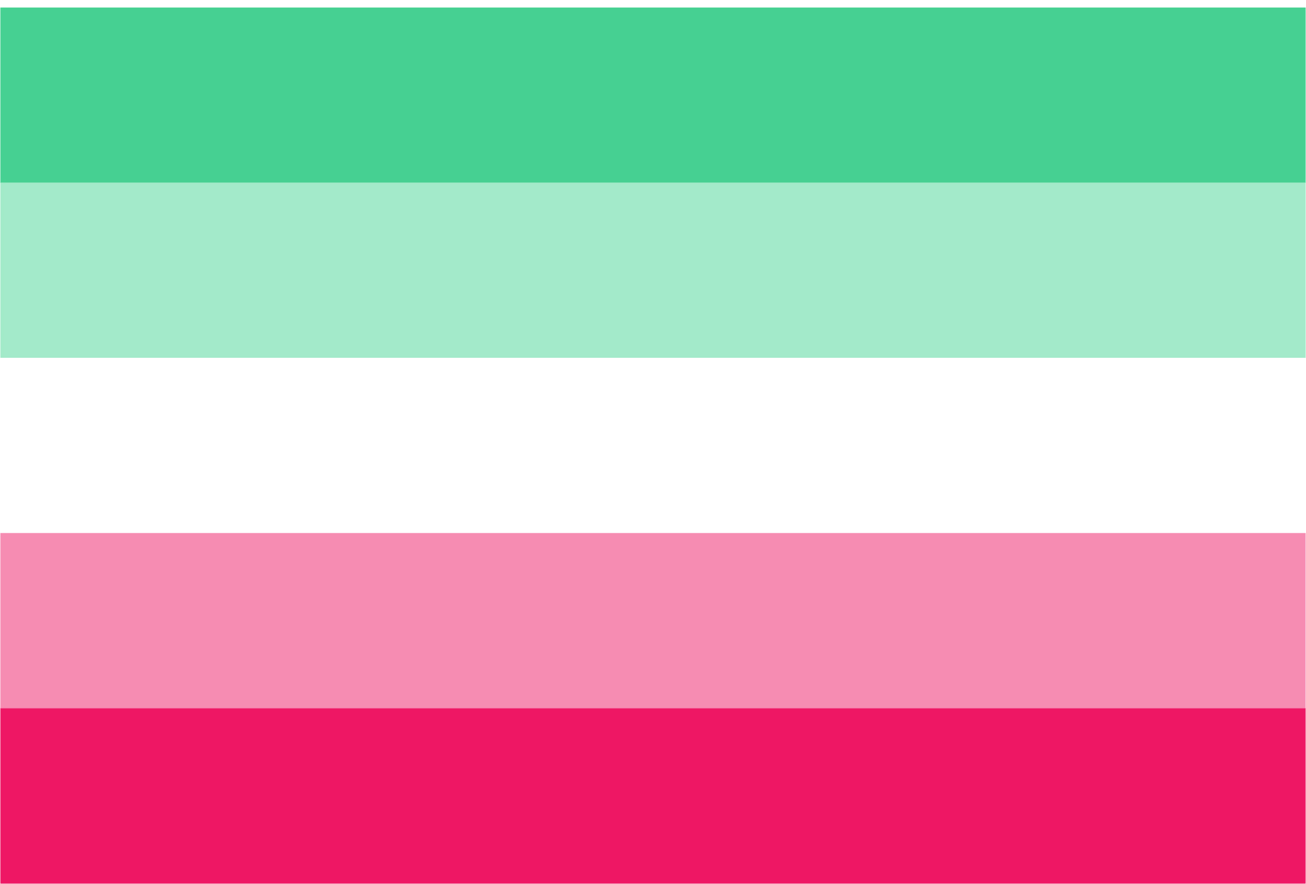Heterosexual bandera