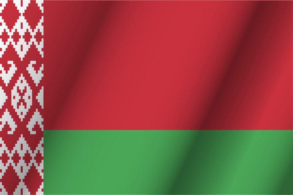 paises con color rojo y verde en bandera
