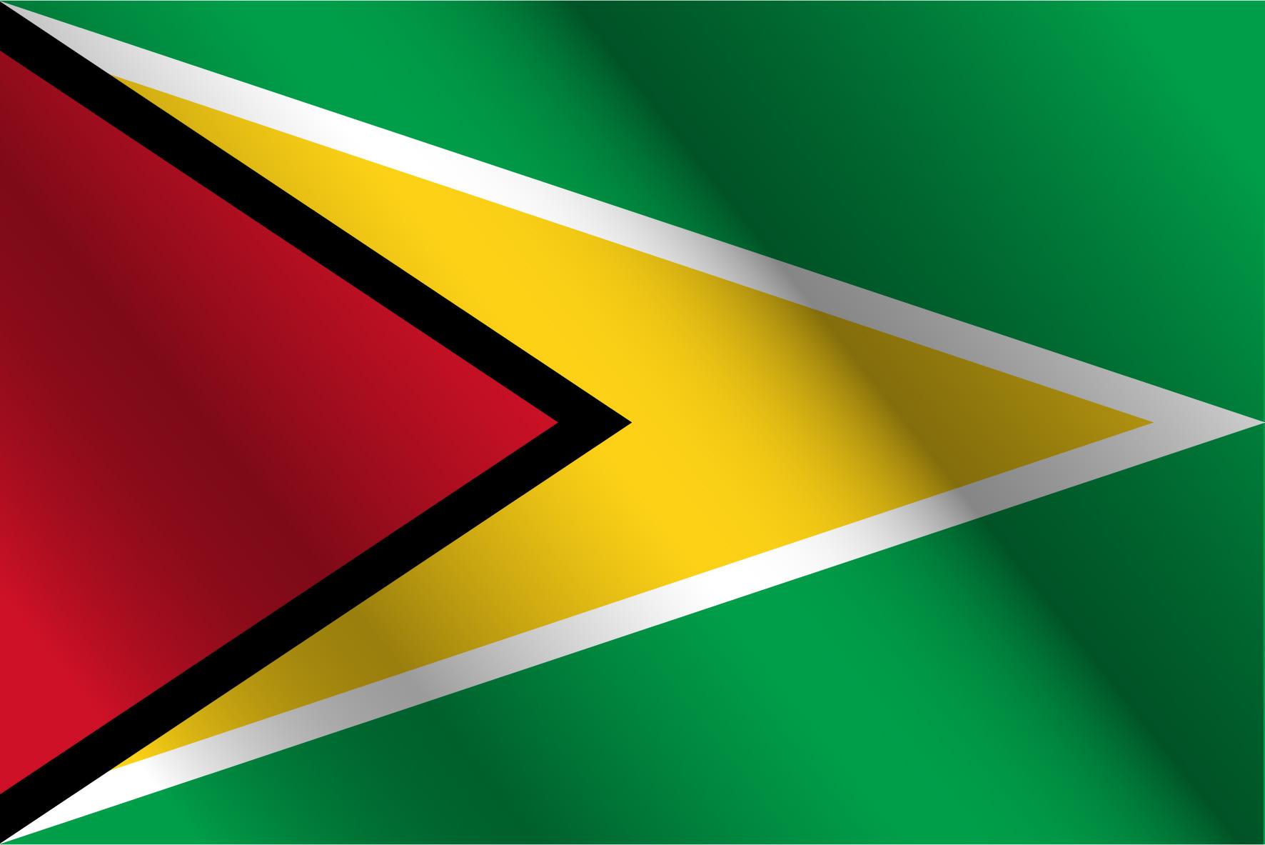 bandera negra roja y verde
