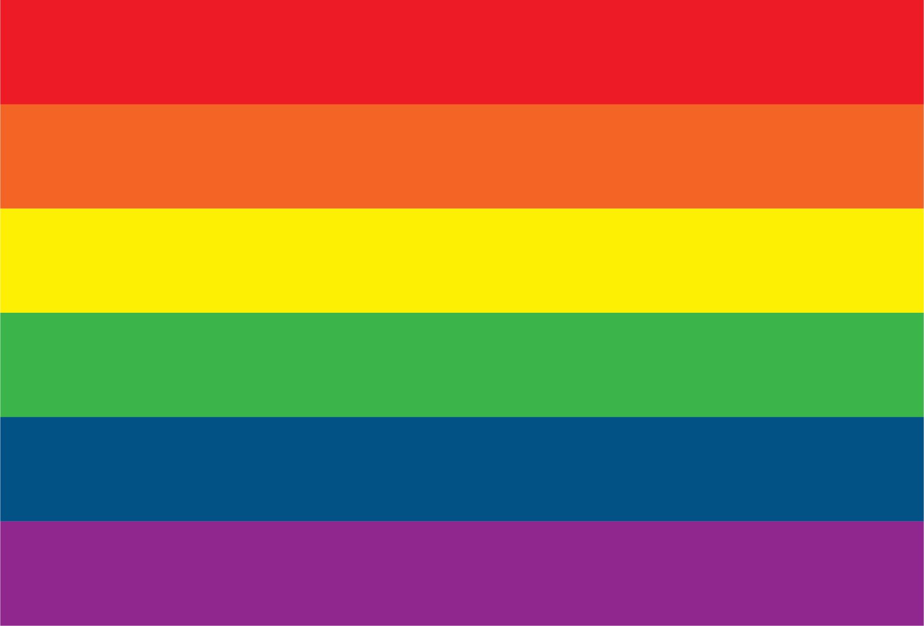 Banderas orientación sexual | Blog de Banderas VDK