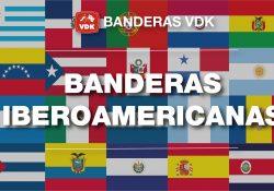 Post Banderas Iberoamericanas
