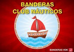 banderas nuevas en club náuticos