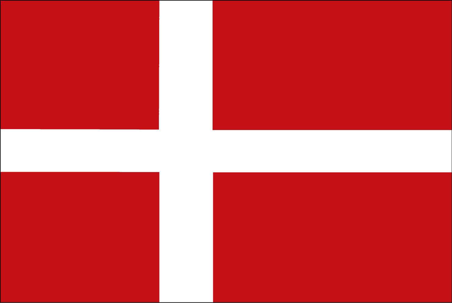 Bandera de Dinamarca | Blog de Banderas VDK
