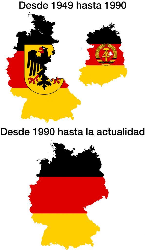 Reunificación Alemania 1990