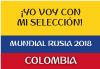Bandera de Colombia Mundial 2018