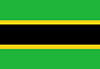 Bandera de Tanganica