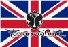 Bandera de Tomorrowland Reino Unido