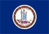 Bandera de Virginia