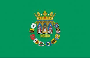 Bandera de Región de Sevilla