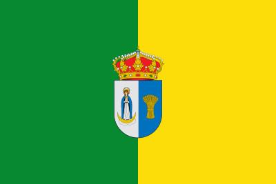 Bandera de Ajalvir