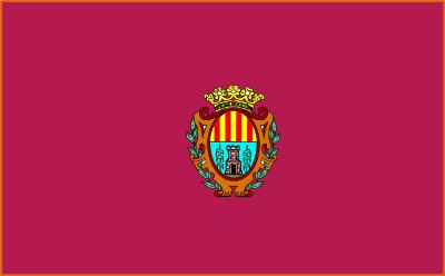 Bandera de Alcañiz