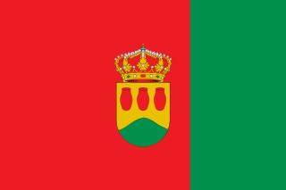 Bandera de Alcorcón