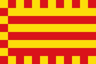 Bandera de Alto Ampurdán