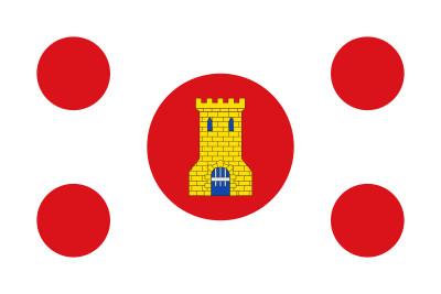 Bandera de Aniñón