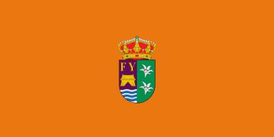 Bandera de Antas