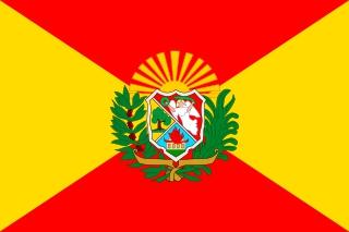 Bandera de Aragua
