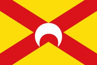 Bandera de Arándiga