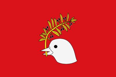 Bandera de Arbeca