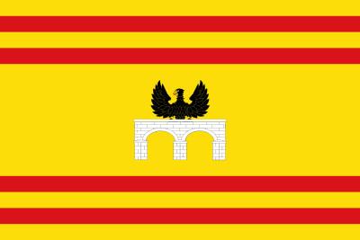 Bandera de Ariza