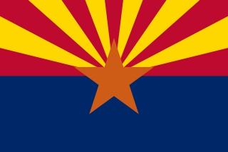 Bandera de Arizona