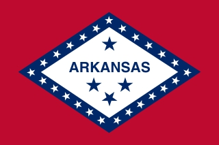 Bandera de Arkansas
