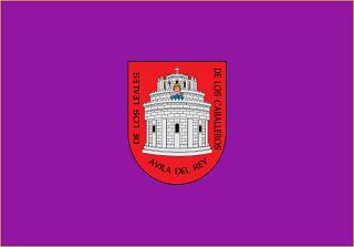 Bandera de Ávila