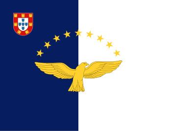 Bandera de Azores
