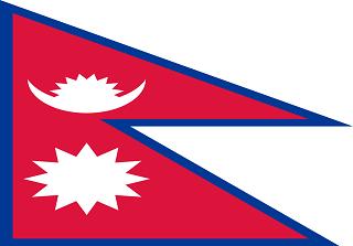 Bandera de Bandera de Nepal