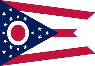 Bandera de Bandera de Ohio