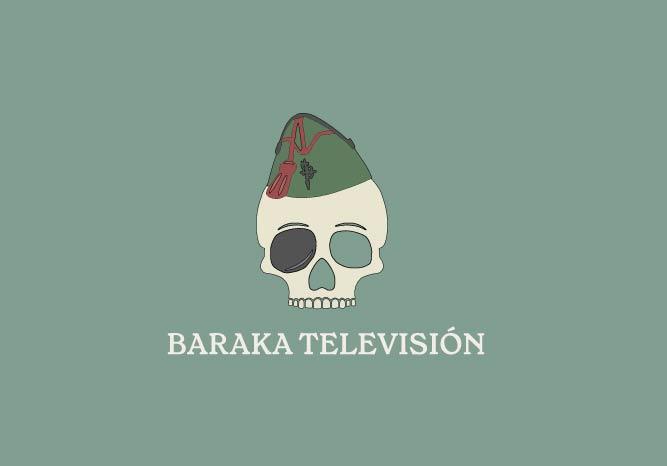 Bandera de Baraka Televisión