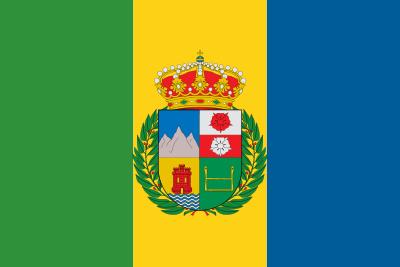 Bandera de Breña Baja