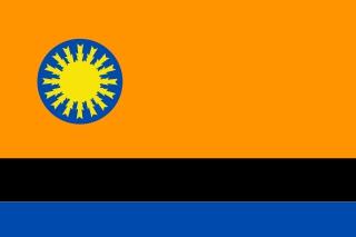 Bandera de Cojedes