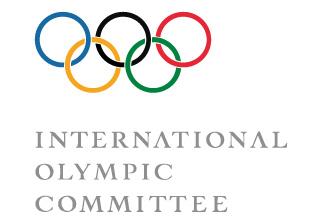 Bandera de Comité Olímpico Internacional