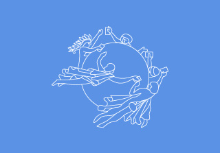 Bandera de Unión Postal Universal