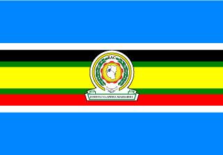 Bandera de Comunidad Africana Oriental