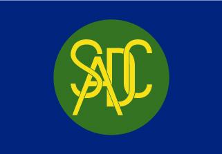 Bandera de Comunidad de Desarrollo de África Austral