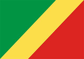 Bandera de Congo