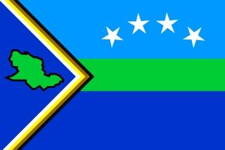 Bandera de Delta Amacuro