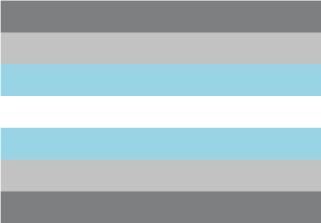 Bandera de Demiboy - Demiman