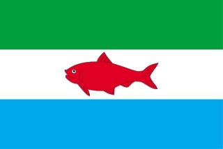 Bandera de Dependencias Federales Venezolanas
