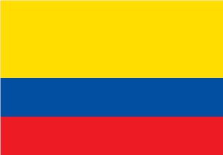 Bandera de Ecuador sin escudo