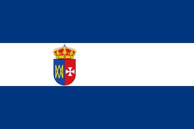 Bandera de El Viso del Alcor
