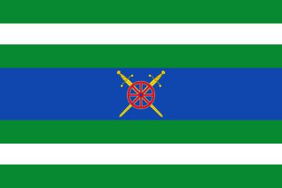 Bandera de Escatrón