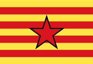 Bandera de Estelada Aragonesa