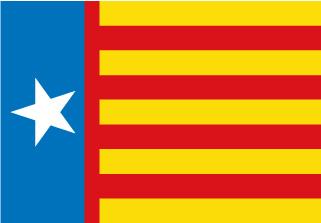 Bandera de Estelada Valencianista