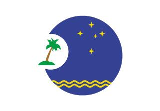 Bandera de Foro de las Islas del Pacífico